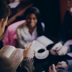 Interkerkelijke groep van 19 tot 25 jaar